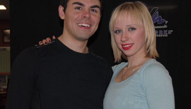 Julia Biechler & Damian Dodge