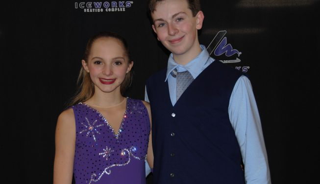 Kelsey Schaub & Anthony Haddad